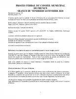 2020-02-14 CR du 14 Fev