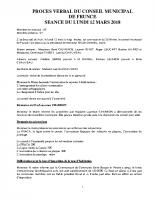 COMPTE-RENDU 2018-03-12