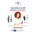 information JDC en ligne