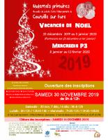 Accueil Loisir Noël 2019